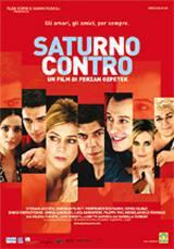 locandina del film SATURNO CONTRO