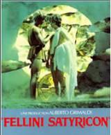locandina del film FELLINI - SATYRICON