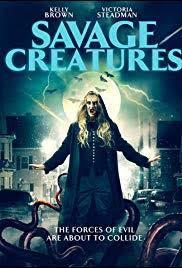 locandina del film SAVAGE CREATURES