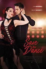 locandina del film SAVE THIS DANCE
