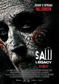 locandina del film SAW: LEGACY