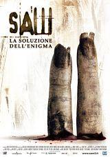 locandina del film SAW 2 - LA SOLUZIONE DELL'ENIGMA