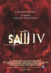 locandina del film SAW IV