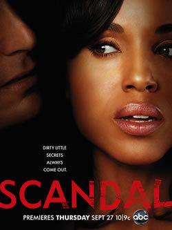 locandina del film SCANDAL - STAGIONE 2