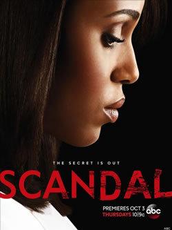 locandina del film SCANDAL - STAGIONE 3
