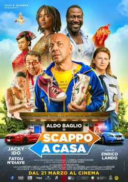 locandina del film SCAPPO A CASA