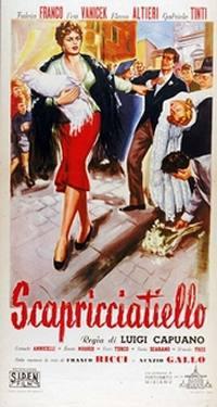 locandina del film SCAPRICCIATIELLO