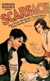 locandina del film SCARFACE (1932)