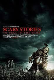 locandina del film SCARY STORIES TO TELL IN THE DARK