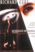 locandina del film SCHEGGE DI PAURA