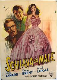 locandina del film SCHIAVA DEL MALE
