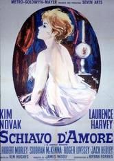 locandina del film SCHIAVO D'AMORE (1964)