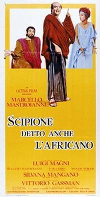 Scipione Detto Anche L'Africano (1971)