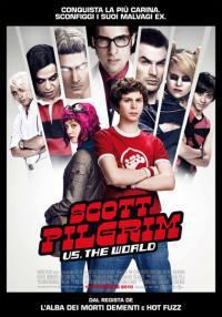 locandina del film SCOTT PILGRIM VS. THE WORLD