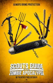 Scouts Guide To Zombie Apocalypse (2015)