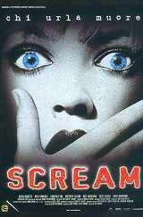 locandina del film SCREAM