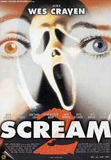 locandina del film SCREAM 2