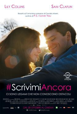 locandina del film #SCRIVIMIANCORA