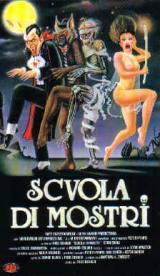 locandina del film SCUOLA DI MOSTRI