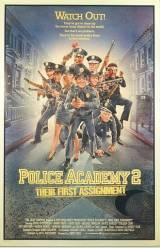 locandina del film SCUOLA DI POLIZIA 2: PRIMA MISSIONE