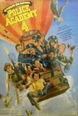 locandina del film SCUOLA DI POLIZIA 4