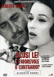 Scusi, Lei E' Favorevole O Contrario? (1966)