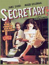 locandina del film SECRETARY