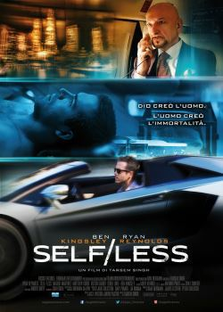 locandina del film SELF/LESS