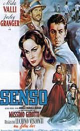 locandina del film SENSO
