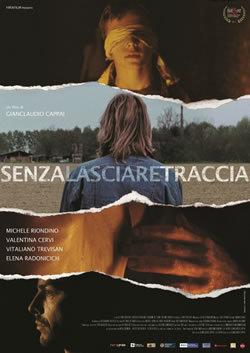 locandina del film SENZA LASCIARE TRACCIA
