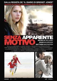 locandina del film SENZA APPARENTE MOTIVO