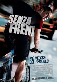 locandina del film SENZA FRENI