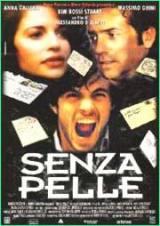 locandina del film SENZA PELLE