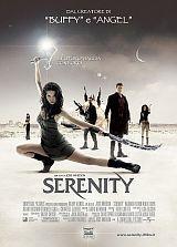 locandina del film SERENITY