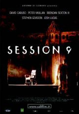 locandina del film SESSION 9