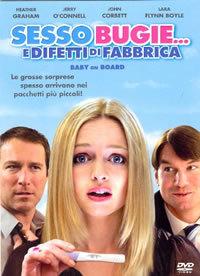 locandina del film SESSO, BUGIE E... DIFETTI DI FABBRICA