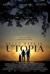 locandina del film SEVEN DAYS IN UTOPIA