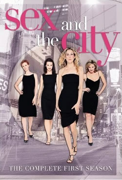 locandina del film SEX AND THE CITY - STAGIONE 1