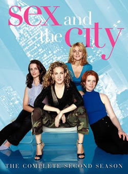 locandina del film SEX AND THE CITY - STAGIONE 2