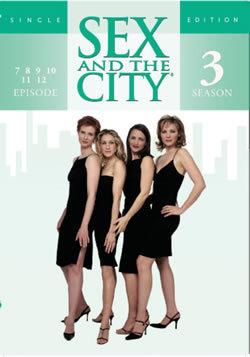 locandina del film SEX AND THE CITY - STAGIONE 3
