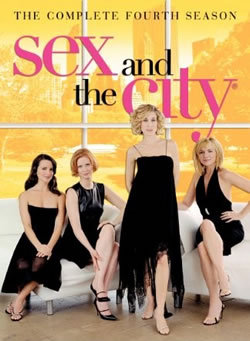 locandina del film SEX AND THE CITY - STAGIONE 4