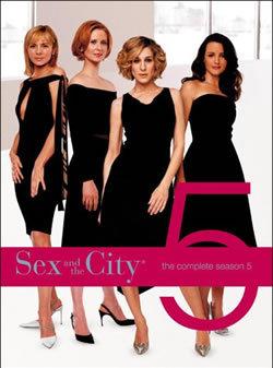 locandina del film SEX AND THE CITY - STAGIONE 5