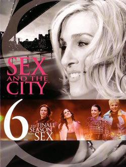 locandina del film SEX AND THE CITY - STAGIONE 6
