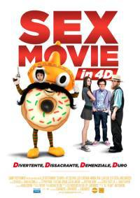 locandina del film SEX MOVIE IN 4D