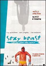 locandina del film SEXY BEAST