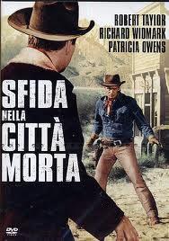locandina del film SFIDA NELLA CITTA' MORTA