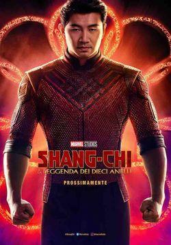locandina del film SHANG-CHI E LA LEGGENDA DEI DIECI ANELLI