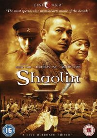 locandina del film SHAOLIN