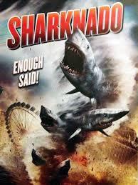 locandina del film SHARKNADO