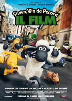 locandina del film SHAUN - VITA DA PECORA: IL FILM